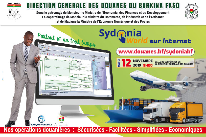 SydoniaWorld accessibe par internet