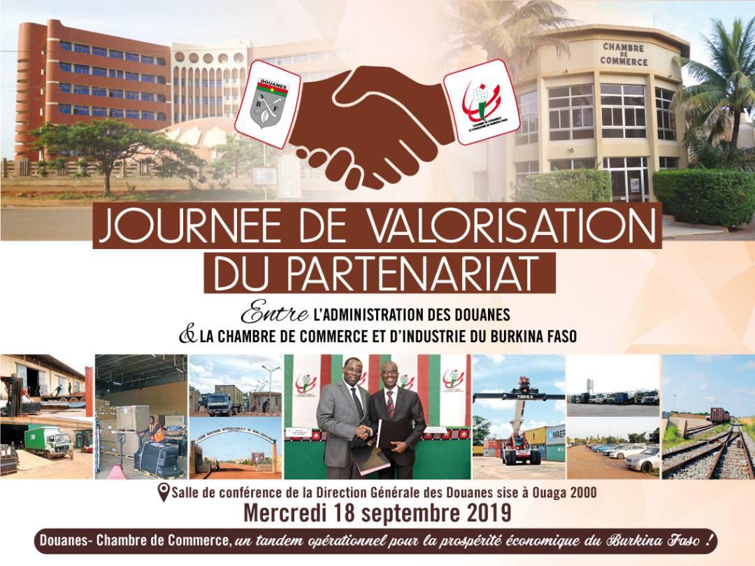 Journée de Partenariat entre la DGD et la CCI-BF
